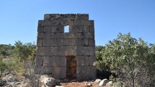 Kürt ilinde bulundu... Roma döneme ait askeri gözetleme kulesi