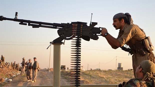 Rojhilat sınırında şiddetli çatışma.. Şehit Peşmergeler var!