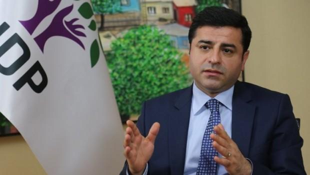 Demirtaş'tan 'HDP tatil havasından çıkmalı' sözlerine açıklama