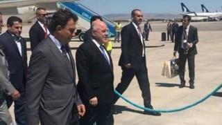 Haydar Abadi Türkiye'de.. Gündem: Kerkük Petrolü