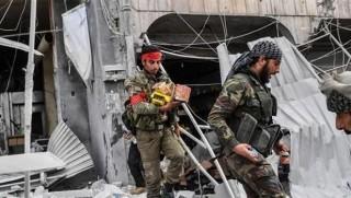 Efrin'e Arap göcü devam ediyor