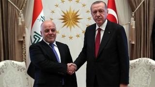 Erdoğan ve İbadi Ankara'da ne görüştü?