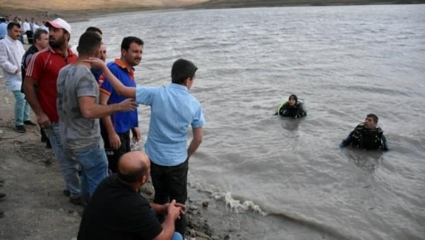Muş'ta gölette kaybolan çocuğun cansız bedeni bulundu