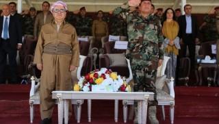 Başkan Barzani, Peşmerge mezuniyet törenine katıldı