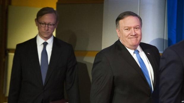 ABD İran'a Özel Temsilci Atadı