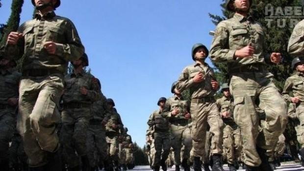 Bedelli askerlikte iki haftalık başvuru sayısı
