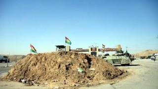 Kerkük-Erbil karayolunda son adım!