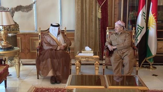 BAE'den, Başkan Barzani'ye özel mektup