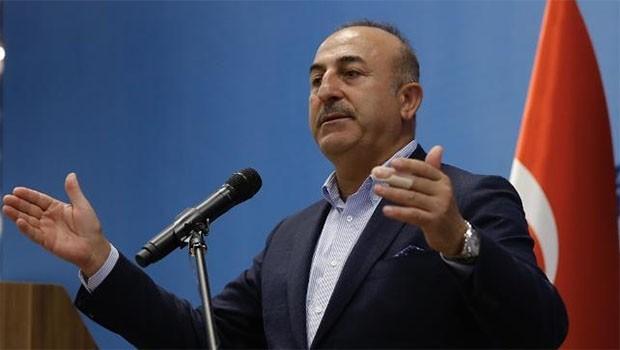 Çavuşoğlu ABD'yi suçladı: Çözmek istemiyorlar