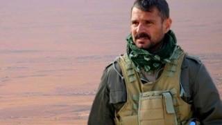 Ezidhan Komutanından PKK'ye çağrı