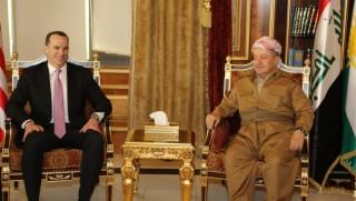 McGurk'la görüşen Başkan Barzani: Garanti istiyoruz!