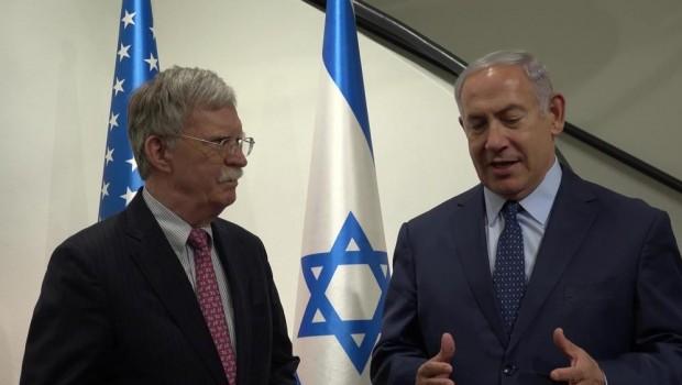 Netanyahu, ABD'nin kararlı tavrından memnun