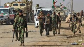 Haşdi Şabi, IŞİD'den kurtarılan bölgelerden çekiliyor