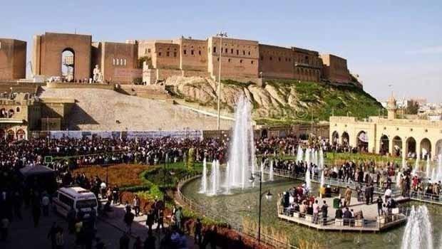 Kürdistan'a beklenen turist sayısı