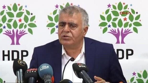 Müslüm Doğan HDP'den istifa etti: Oligarşik yapı oluştu