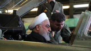 Ruhani'den Türkiye'ye 'savaş uçağı' teklifi