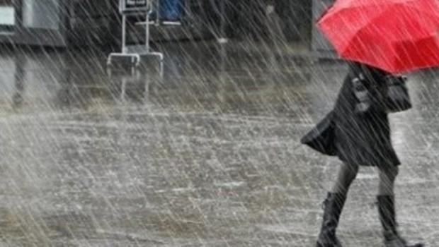 Meteoroloji'den Kürt illeri için sağanak uyarısı