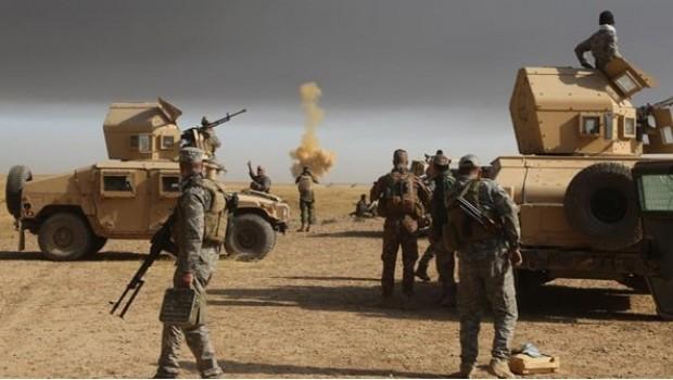 IŞİD Heşdi Şabi'ye saldırdı: Ölü ve yaralılar var