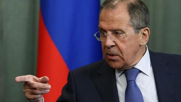 Lavrov: Suriye'de bulunan tüm dış güçler gitmeli