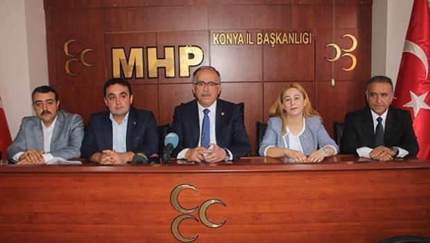 MHP'den yeni 'af' açıklaması