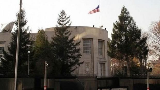 ABD Büyükelçiliği'ne saldırıda gözaltı sayısı 5'e yükseldi