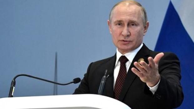 Putin: Türkiye ile ilişkilerimiz derinleşiyor