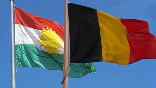 Belçika Parlamentosu'ndan Güney ve Batı Kürdistan'a ziyaret