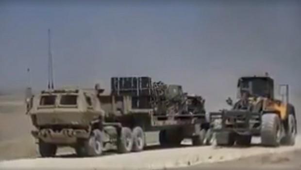 ABD'den Rojava'ya gelişmiş sistem!