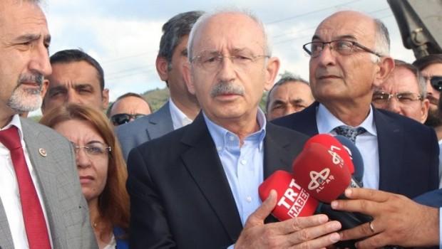 Kılıçdaroğlu'ndan Cumartesi Annelerine destek