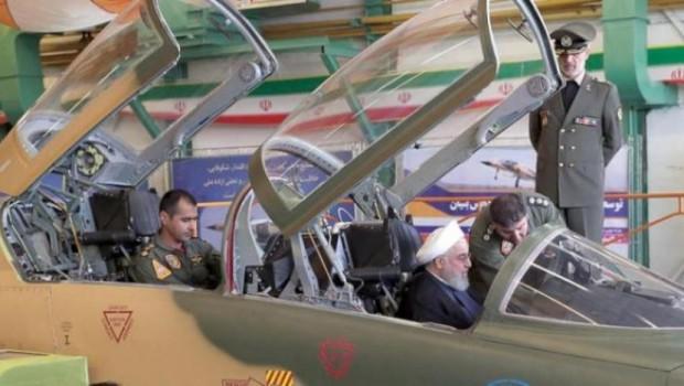 ABD, İran'ın yeni savaş uçağıyla dalga geçti