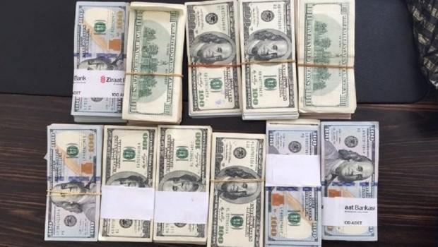 Maaş diye yanlışlıkla 500 bin dolar yatırıldı