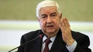 Suriye Dışişleri Bakanı: Hatay'ı alacağız