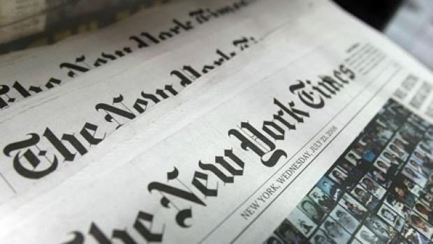 New York Times'ten çağrı: Silah yardımını kesin