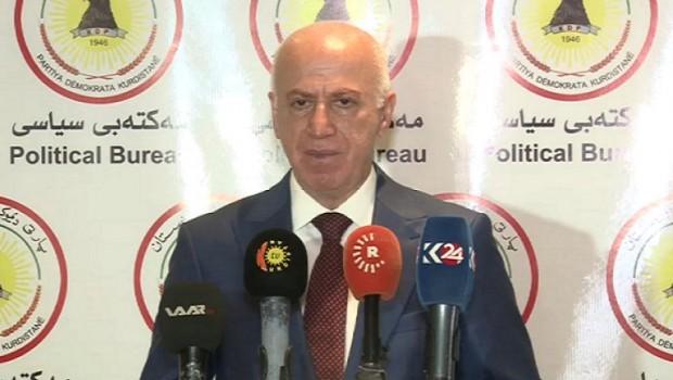 PDK: Cumhurbaşkanlığı Kürtlerin hakkı