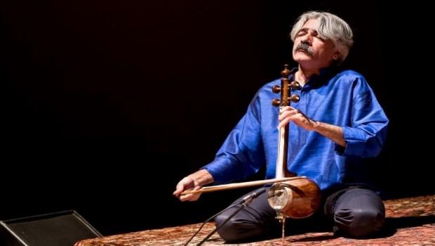 Kürt sanatçı Kayhan Kalhor'a 2018 Issac Stern İnsanlık Ruhu Ödülü