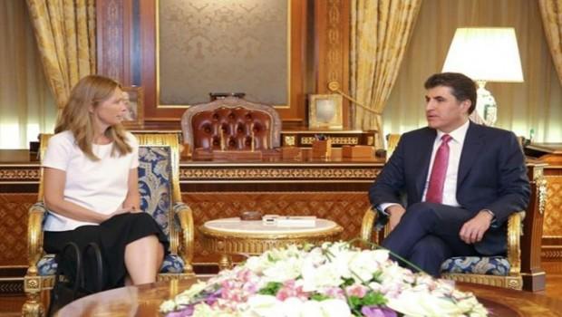 Başbakan Barzani: Kürdistan'ın hakları kabul edilmeli
