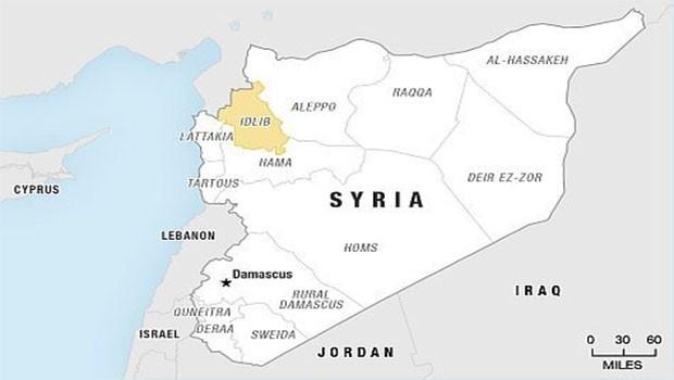 İdlib'de son durum...