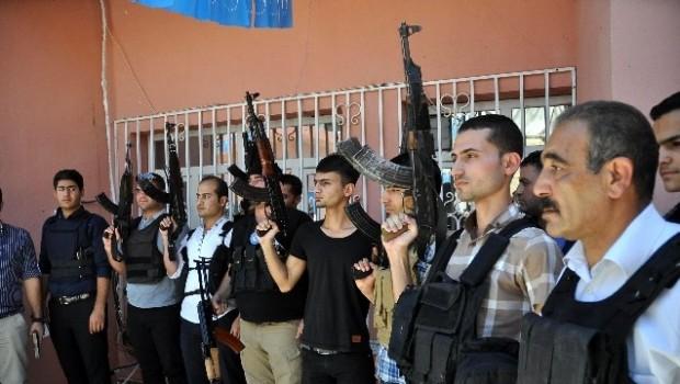Kerkük'te yeni bir silahlı güc daha kurulduğu açıklandı