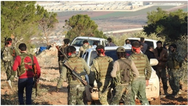 Efrin'de patlama: 6 ÖSO üyesi öldü