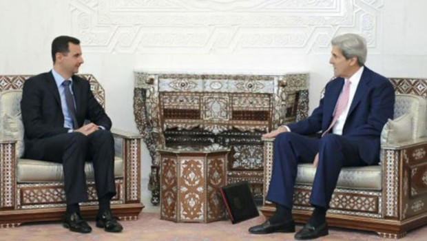 Kerry anılarını yayımladı: Esad'dan gizli mektup