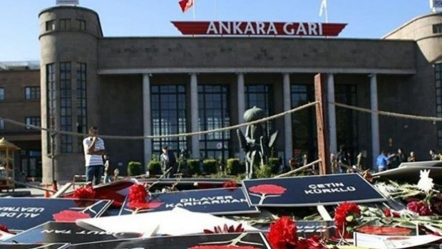 Ankara Garı davasında İçişleri Bakanlığı ve valilik tazminata mahkum edildi