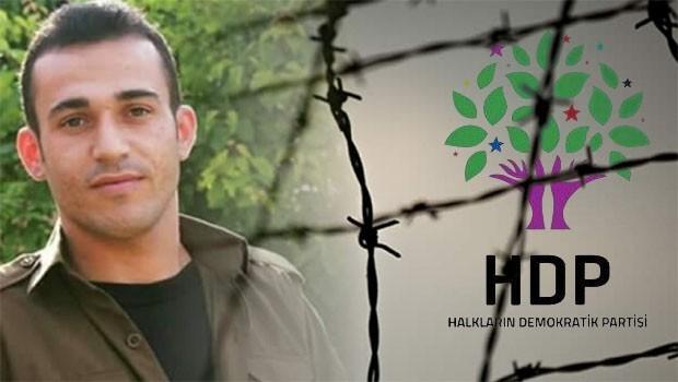 HDP'den İran Büyükelçisine Penahi için Mektup