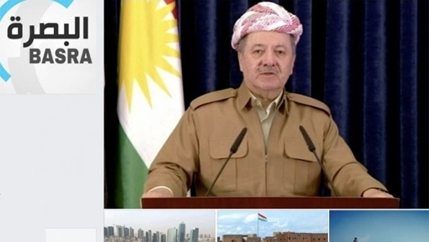 Başkan Barzani'nin mesajı ses getirdi