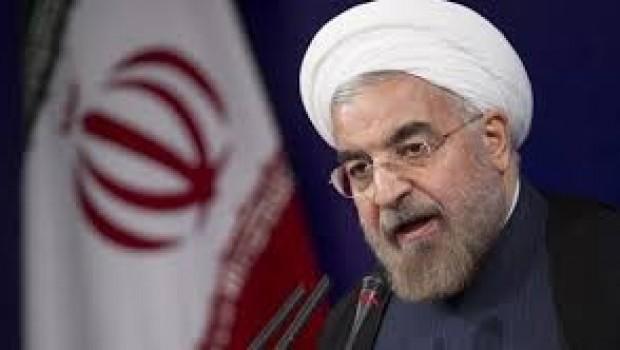 Ruhani: ABD derhal Suriye'yi terk etsin