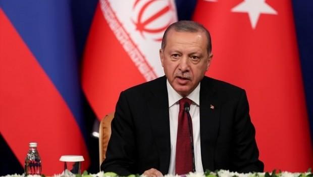 Erdoğan: Böyle bir oyunun ortağı olamayız