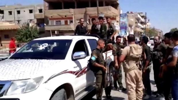 Kamişlo'da çatışma: 13 asker öldürüldü