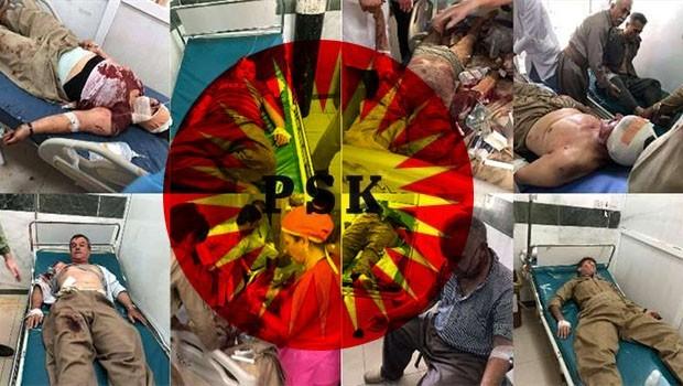 PSK: İran saldırısına karşı sesimizi yükseltelim