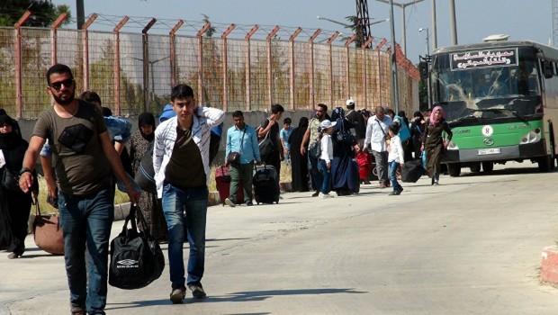 'Türkiye İdlib'den göç edecek sığınmacıları Fırat Kalkanı bölgesine yönlendirecek'