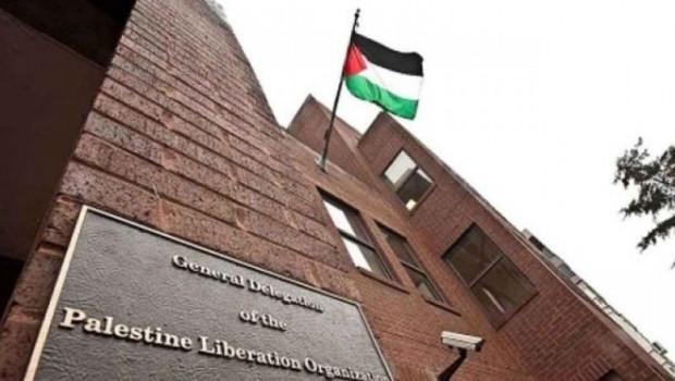 ABD, Washington'daki Filistin ofisini kapatıyor