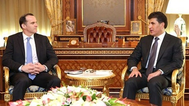 McGurk'tan Erbil'e kritik ziyaret